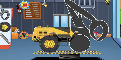 Construction Vehicles & Trucks - Games for Kids  Screenshots 3