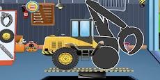 建設車両とトラック-子供向けゲームのおすすめ画像3
