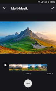 VCUT Pro - Slideshow Maker Video Editor Screenshot