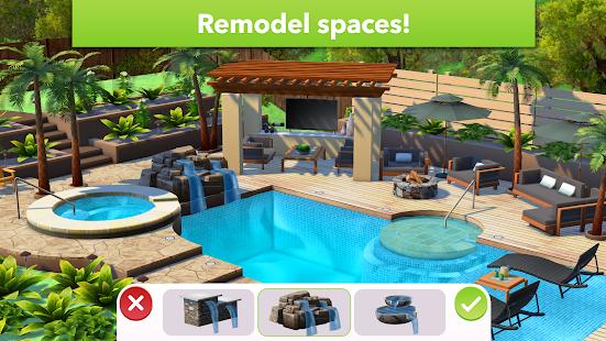 Home Design Makeover - Screenshot 5