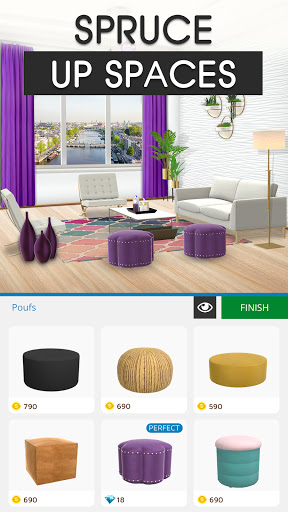 Home Makeover: House Design & Decorating Game 1.3 screenshots 12