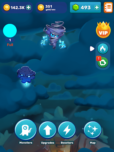 Tap Tap Monsters: Evolution Clicker 1.6.3 screenshots 7