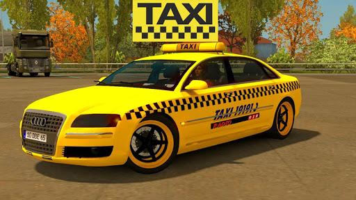Real City Taxi Simulator 2021 : Taxi Drivers screenshots 9