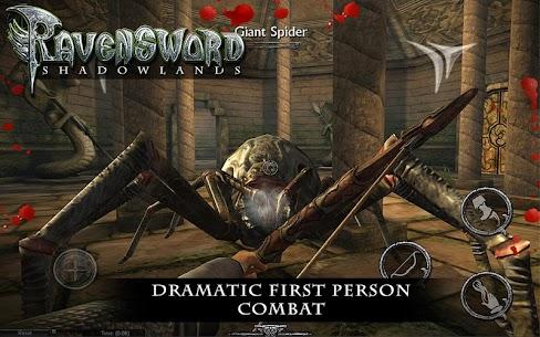 Ravensword Shadowlands 3d RPG APK MOD 2.1 3