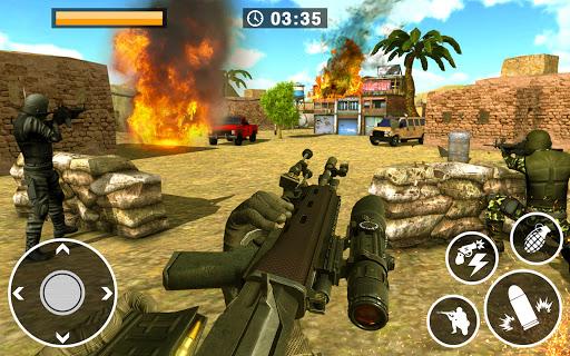 Counter Terrorist Critical Strike Force Special Op 4.4 screenshots 1