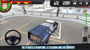 Construction Truck Sim 2017