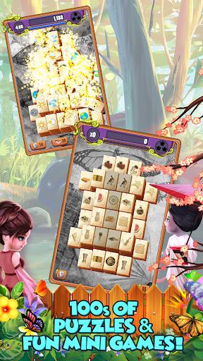 Mahjong Gardens: Butterfly World screenshots 2