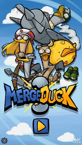 Merge Duck - Idle Click RPG apktram screenshots 1