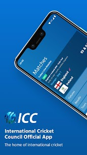 ICC – Live International Cricket Scores & News 1