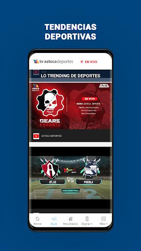 Azteca Deportes android2mod screenshots 6