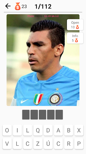 Soccer Players - Quiz about Soccer Stars! 2.99 Screenshots 7