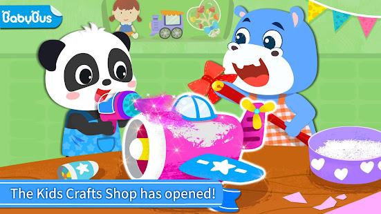 Baby Panda's Kids Crafts DIY 8.57.00.00 screenshots 1