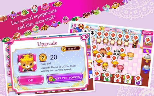 Cinderella Cafe 1.0.5 screenshots 4
