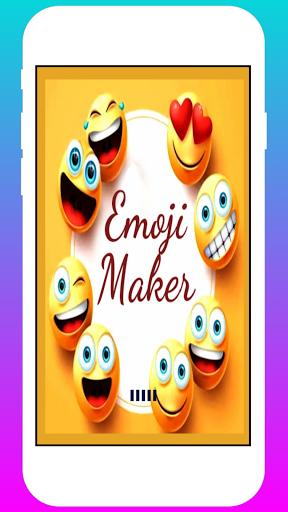 Emoji Maker - Direct message Sender, Stylish Text 1.6 screenshots 1