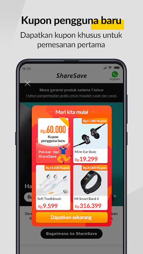 ShareSave by Xiaomi screenshots 6