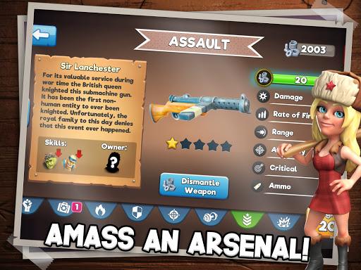 Survival City - Zombie Base Build and Defend apkpoly screenshots 11