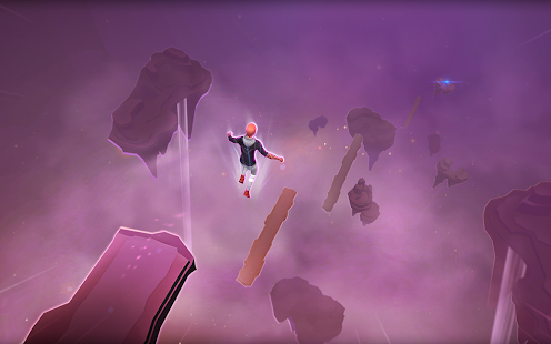 Sky Dancer Run - Running Game Screenshot