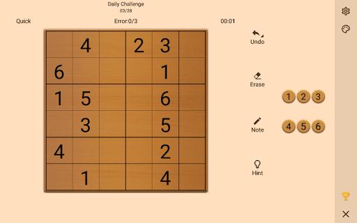 Sudoku 1.4.5 screenshots 14