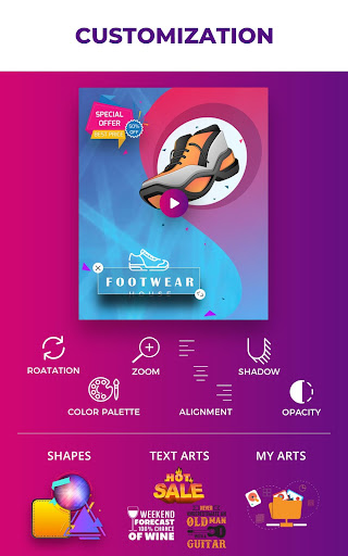 Video Flyers - Flyer Maker, Make Poster, Video Ads 21.0 Screenshots 18