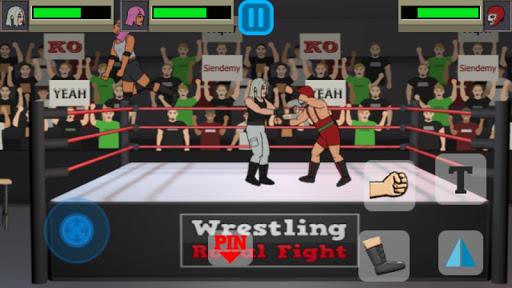 Wrestling Royal Fight APK MOD (Astuce) screenshots 1
