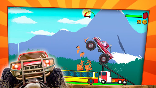 Kids Monster Truck 1.4.7 screenshots 2