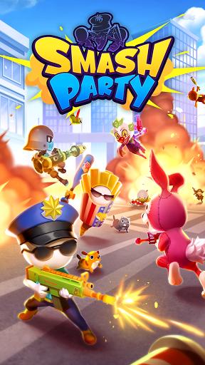 Smash Party - Hero Action Game  screenshots 1