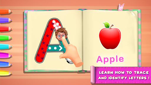 ABC Tracing Alphabets And Numbers 1.0.13 screenshots 1
