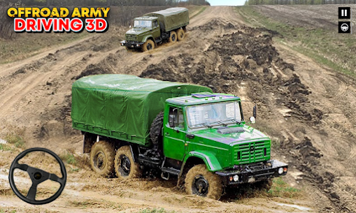 Army Truck Driving 2020: Cargo Transport Game 1