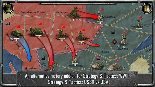Strategy & Tactics: USSR vs USA 1.0.20 screenshots 6