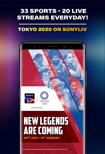 SonyLIV: Originals, Hollywood, LIVE Sport, TV Show Apkfinish screenshots 1