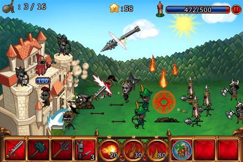 Cartoon Defense 2 1.2.5 screenshots 2