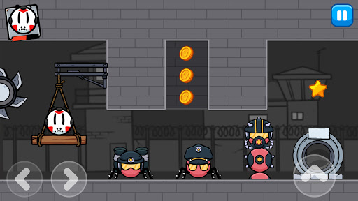 Ball Prison Escape: Break the Prison Adventure 0.0.6 screenshots 4