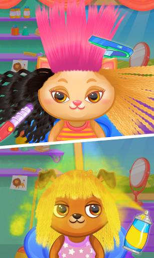 Pets Hair Salon screenshots 4