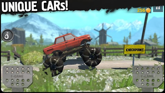 Off-Road Travel: 4×4 hill climb 1.972 Latest MOD APK 3