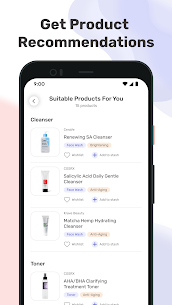 TroveSkin 2.0 Skincare Tracker 2