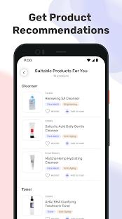 TroveSkin 2.0 Skincare Tracker screenshots 2