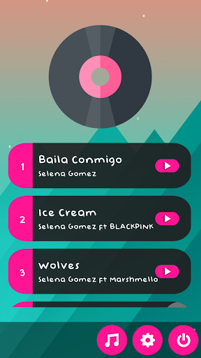 Selena Gomez Piano Tiles Game 2021 APK MOD Download 1