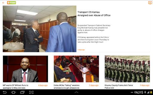 Citizen News 4.0.4 Screenshots 7