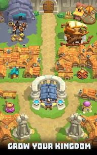 Wild Castle TD: Grow Empire Tower Defense in 2021 3