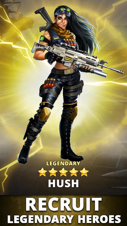 Puzzle Combat: Match-3 RPG poster 0