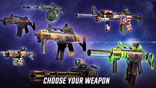 UNKILLED – Zombie Games FPS MOD APK 2.1.2 (Unlimited Ammo, Auto Heal) 11