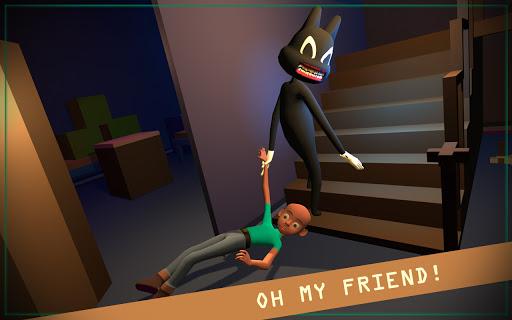 Cartoon Cat Horror Escape  screenshots 1