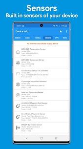 Device Info Premium Apk: View Device Information (Mod/Paid features Unlocked) 6