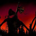 Siren Head Jungle Monster game