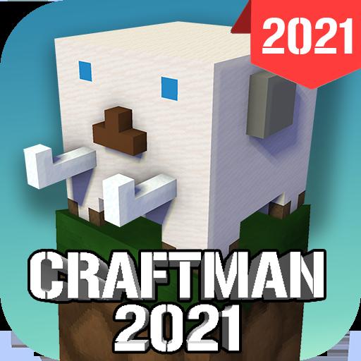 Craftman 2021 Craft Building Mine