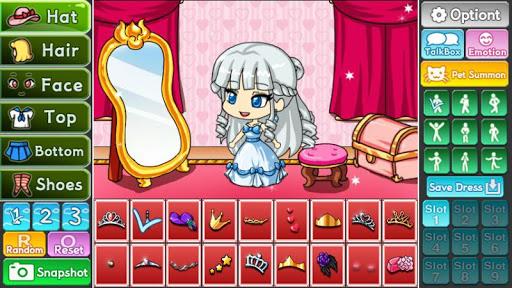 Princess Pretty Girl : dress up game apkmartins screenshots 1