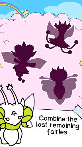 Fairy Evolution - Create Magic Creatures screenshots 3