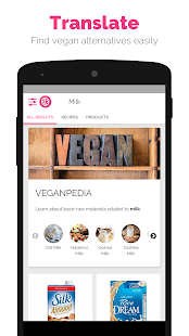 gonutss - Vegan Translator