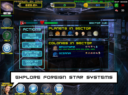 Galactic Traders  Apps For Pc (Windows 7, 8, 10 And Mac) Free Download 2