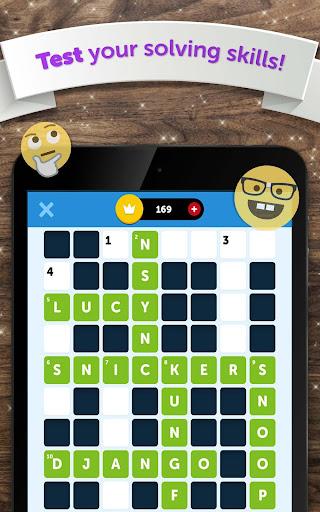 Crossword Quiz - Crossword Puzzle Word Game! 3.85g screenshots 17